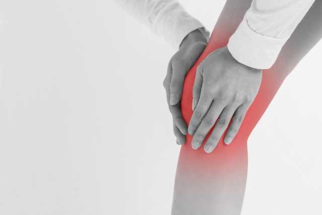 ひざの痛みのイメージ