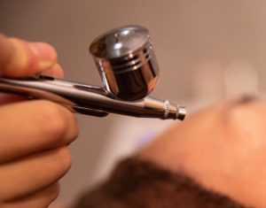 幹細胞培養美容液の導入